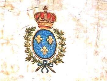 """Le drapeau de la monarchie à l'Assemblée nationale """"dans un souci de concorde nationale"""""""