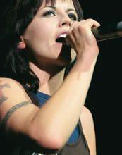 Dolores O'Riordan, la chanteuse du groupe The Cranberries est décédée