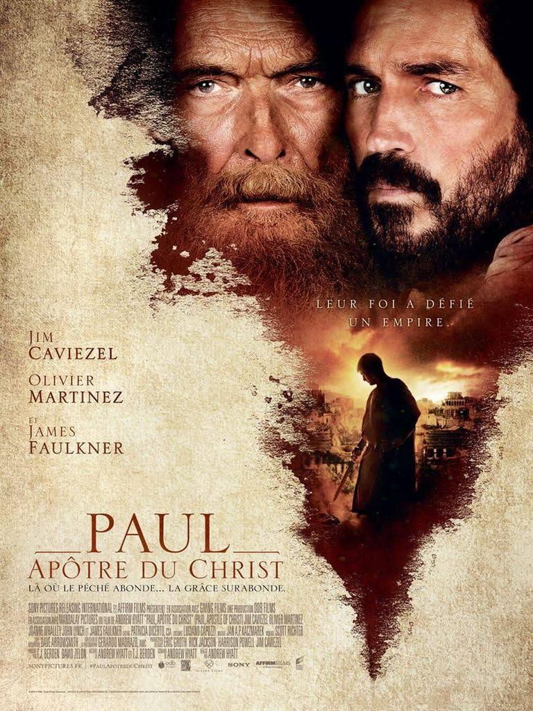 Paul Apôtre du Christ Film (2018)