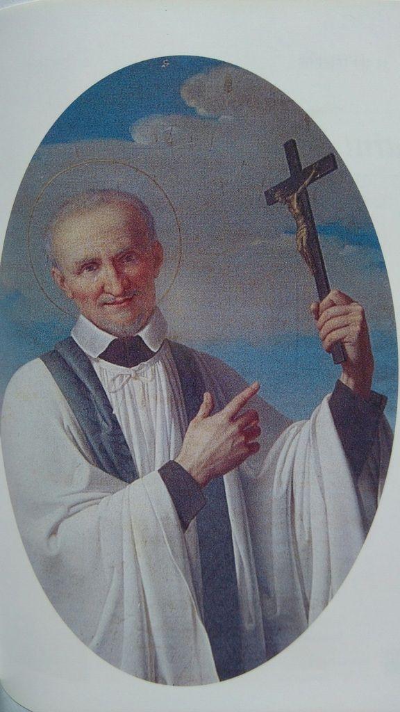 Saint Vincent de Paul-1820-André Pozzi-Lendinara, Saint-Joseph, dans Rosa Giorgi, Le Petit Livre des Saints, Larousse, Tolède 2006, p. 568-569.