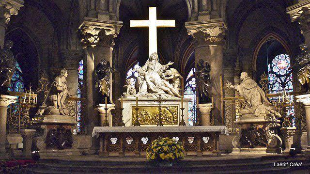Notre Dame incendiée : premières questions