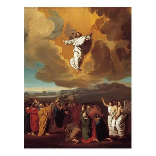 L'Ascension, John Singleton Copley, 1775
