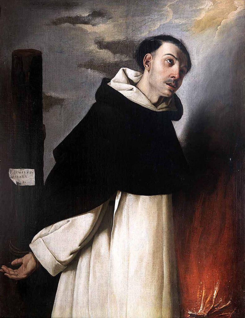 Tomás de Zumárraga, Zurbaran