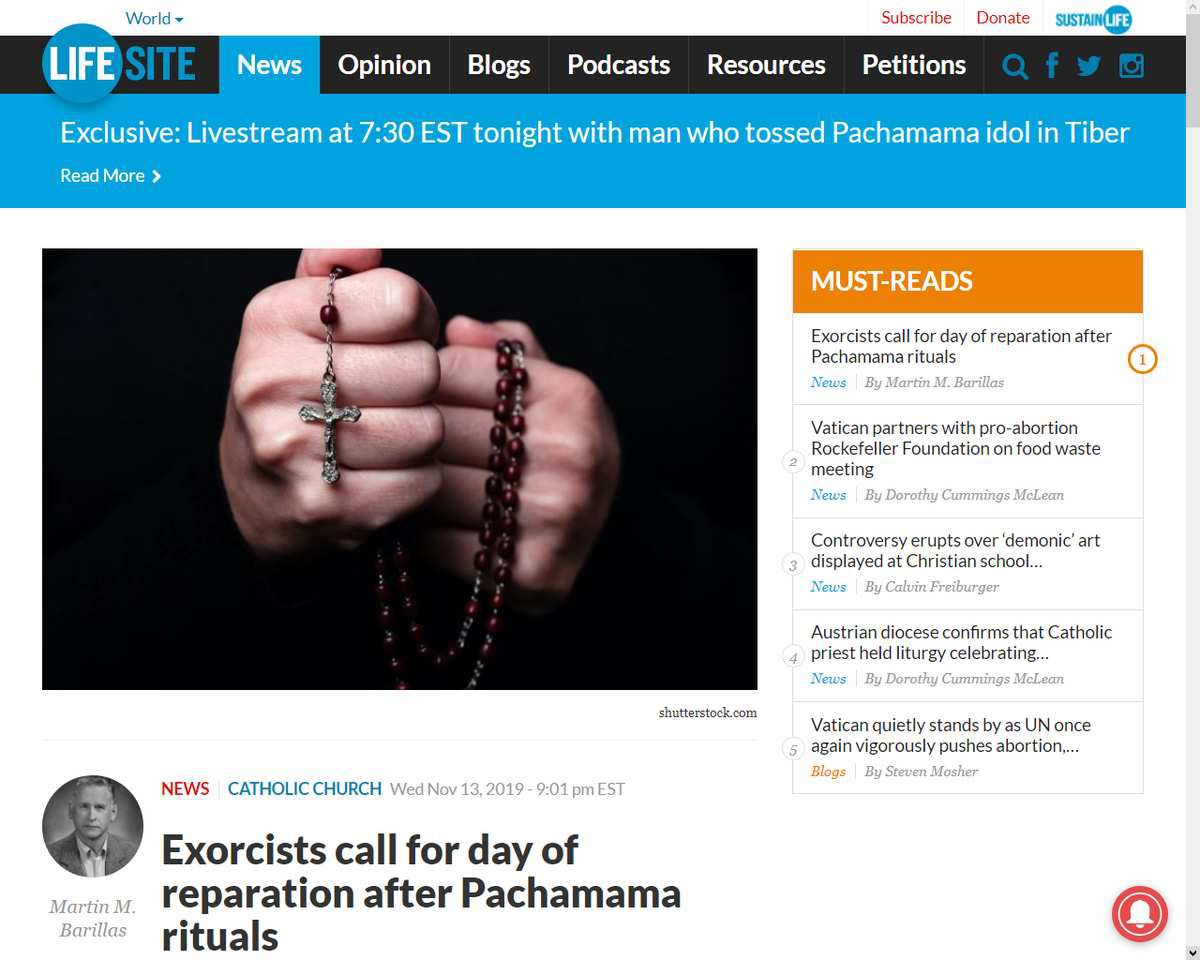 Source: https://www.lifesitenews.com/news/exorcists-call-for-day-of-reparation-after-pachamama-rituals