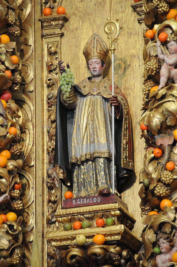 Saint Gérald († 1109)