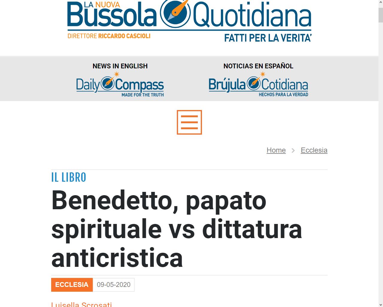 https://www.lanuovabq.it/it/benedetto-papato-spirituale-vs-dittatura-anticristica