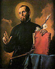 Saint Gaétan, patron des théatins, des chômeurs et demandeurs d'emploi