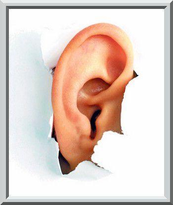 Bourdonnement d'oreille et palpitation de paupière (audio)