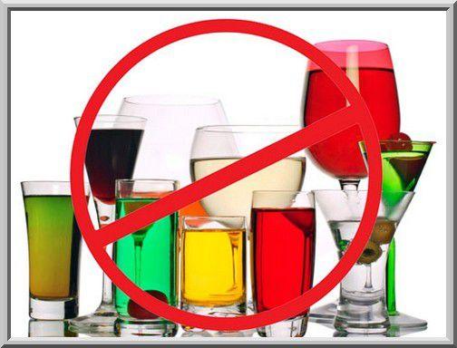 L'alcool reste 40 jours dans les veines et les membres de celui qui l'a consommé