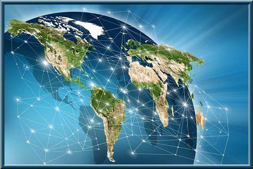 De nos jours, il est possible de transmettre au monde entier... (audio-vidéo)