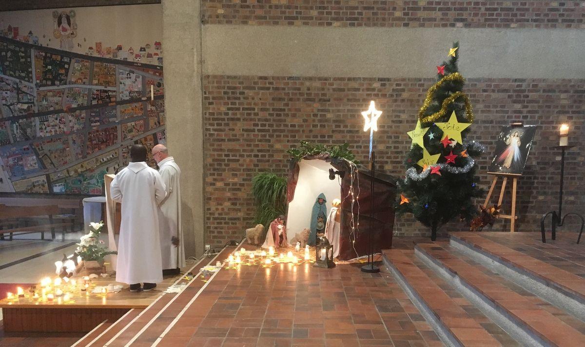 BONNE ANNEE 2019 - Solennité de Marie Mère de Dieu