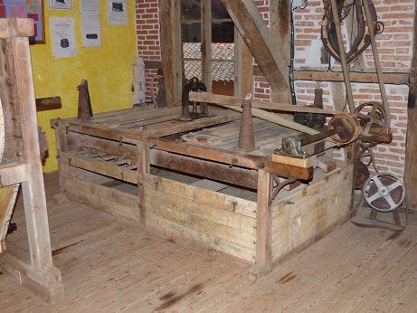 Le moulin de Bruno à Jayat/Foissiat (01340)
