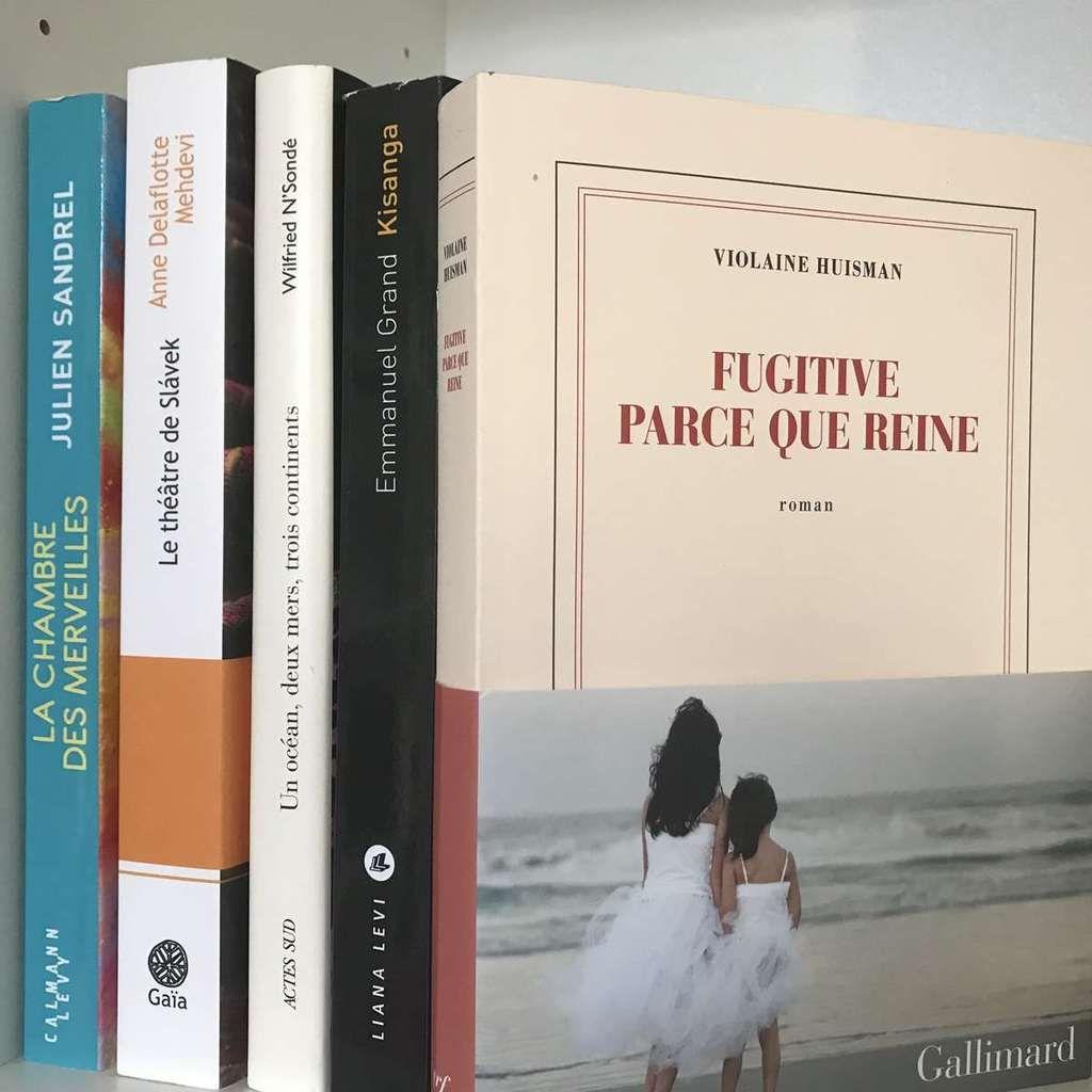J-4 #Prixdulivre France bleu_Page des libraires