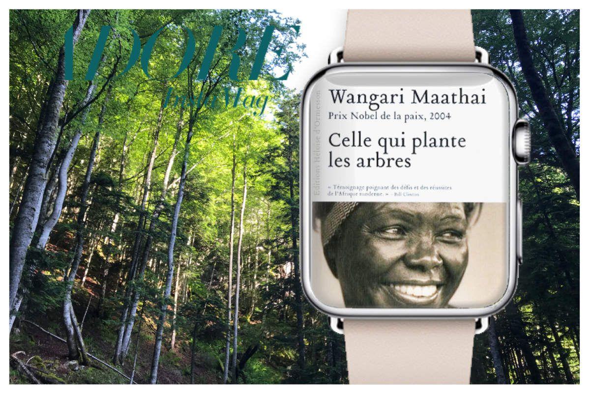 Celle qui plante des arbres de Wangari MAATHAI