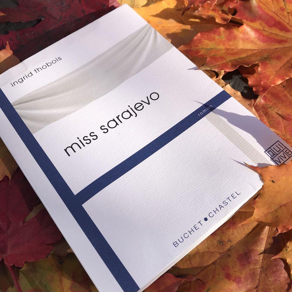 Miss Sarajevo d'Ingrid THOBOIS