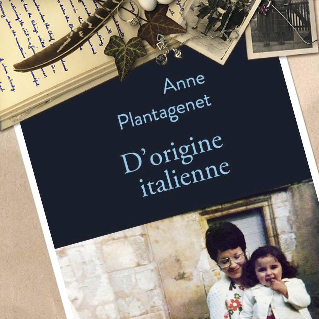 D'origine italienne de Anne PLANTAGENET