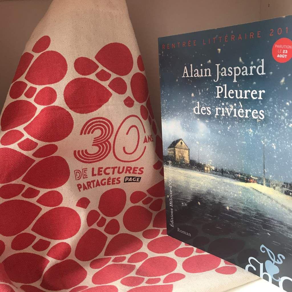 Quand un écrivain se livre... Portrait d'Alain JASPARD