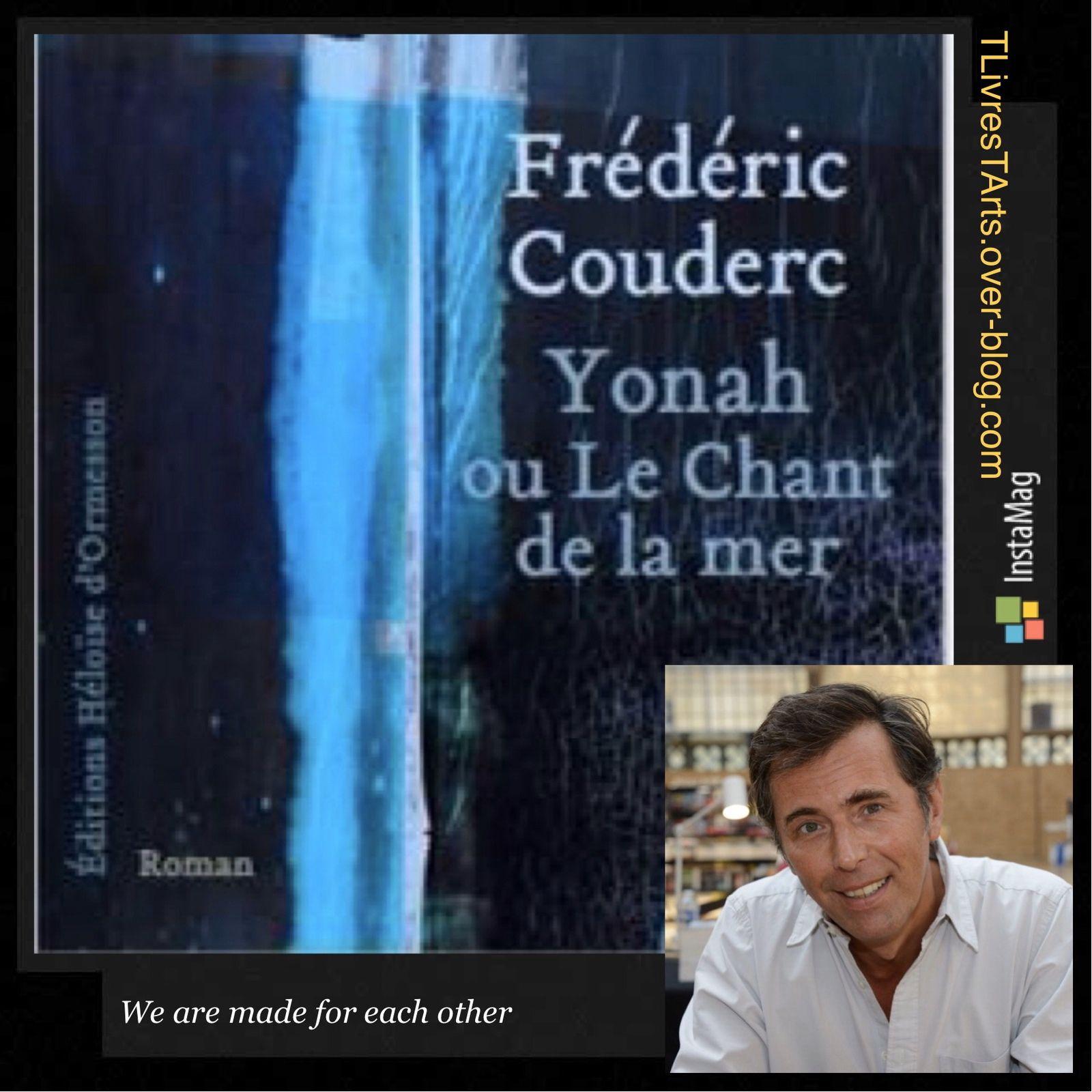 Yonah ou le chant de la mer de Frédéric COUDERC