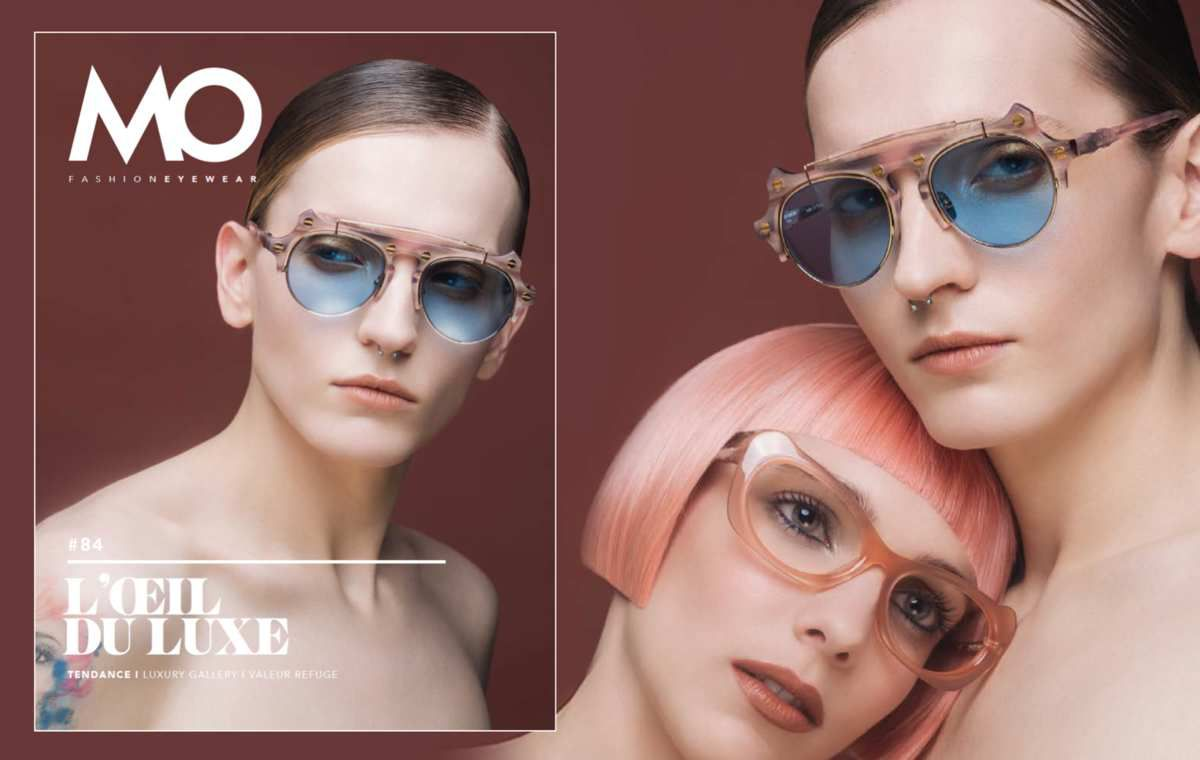 MO FASHION EYEWEAR 84 : l'œil du luxe