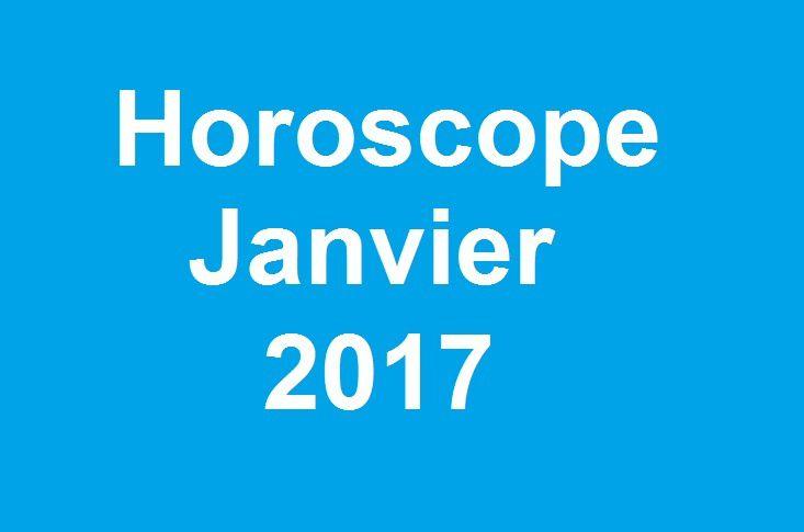 Horoscope prédictions 2017