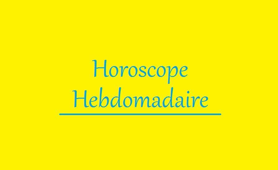 horoscope Cancer de votre semaine à venir