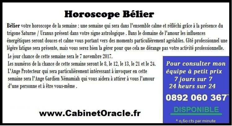 horoscope de la semaine du 6 au 12 novembre 2017 des signes du zodiaque b lier taureau et. Black Bedroom Furniture Sets. Home Design Ideas