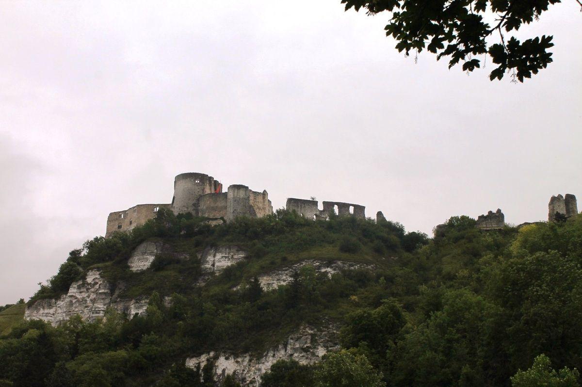 3 - A la découverte de Château Gaillard