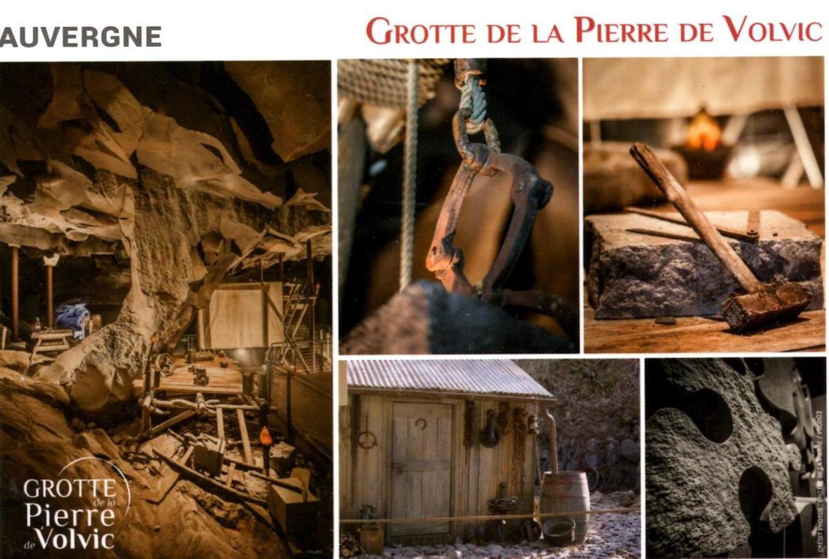 4 - De Volvic à Saint-Rémy de Blot