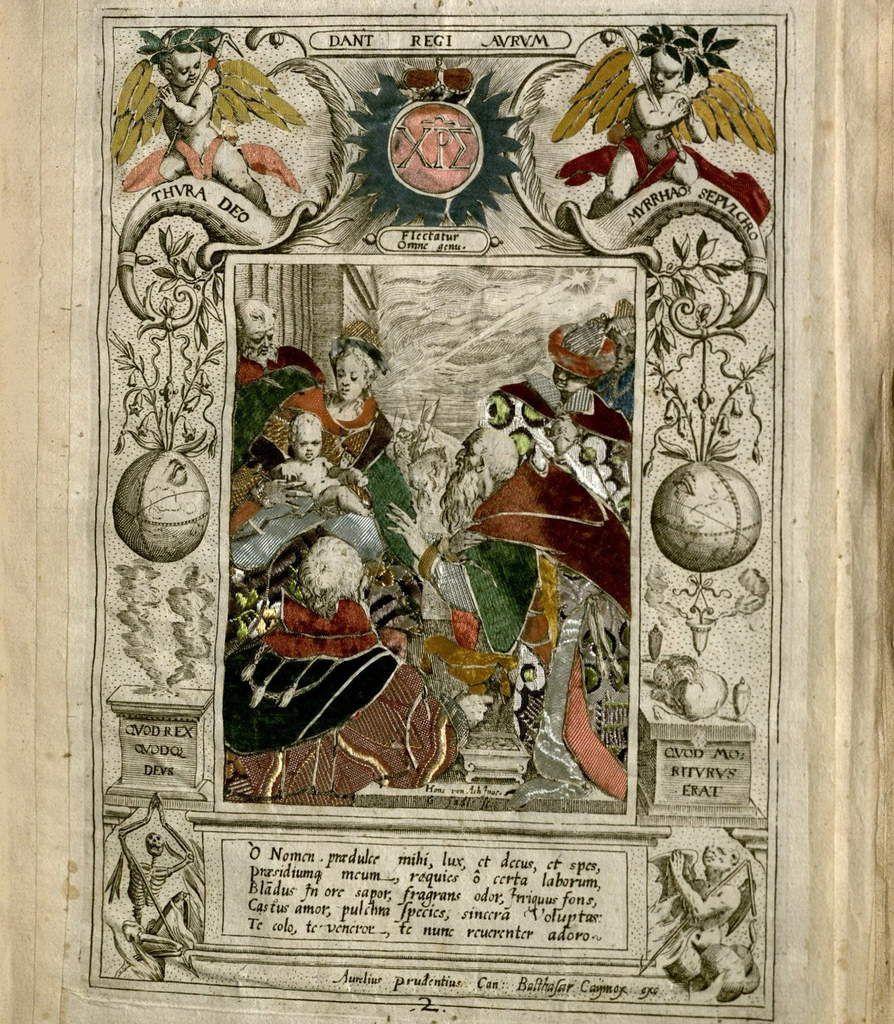 Le Salus Generis Humani d'après Hoefnagel, et la typologie biblique.I.