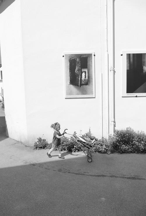 Exposition Pierrot Men, île de Houat, photo lavieb-aile.