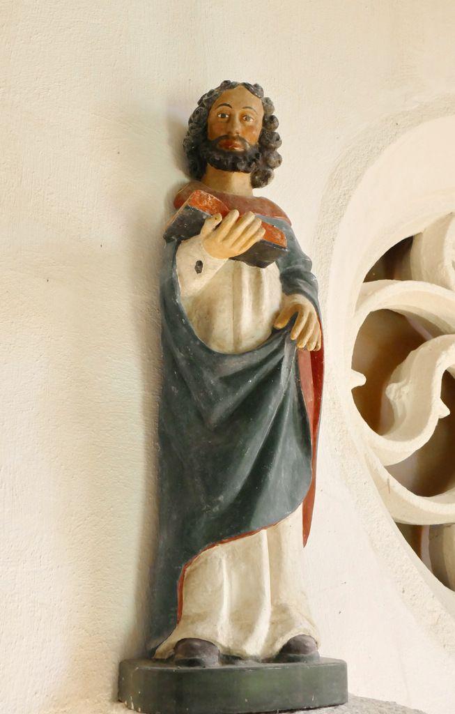 Saint, Chapelle Saint-Guen,  Saint-Tugdual, photographie lavieb-aile.
