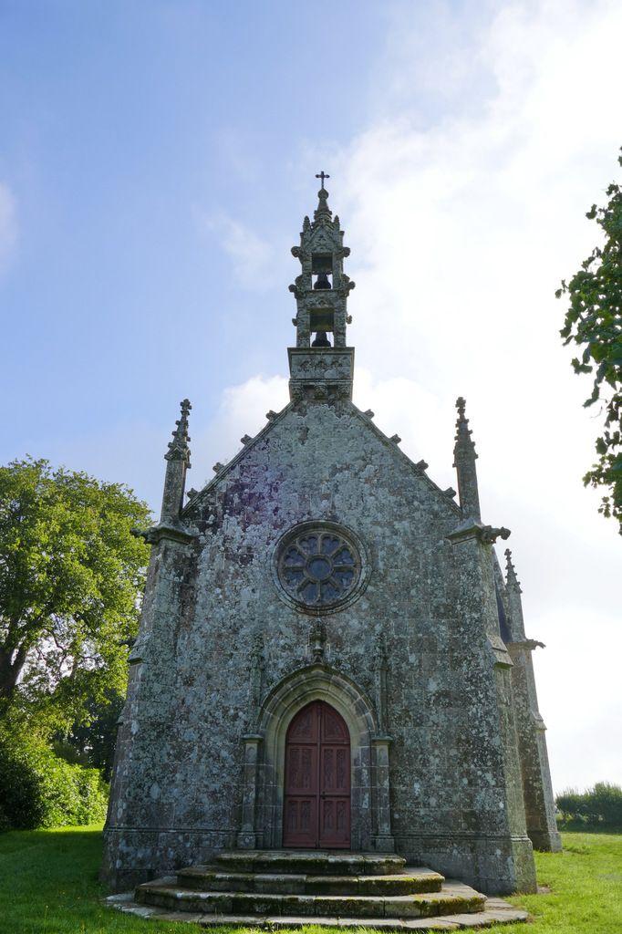 Chapelle Saint-Yves, Priziac, photographie lavieb-aile.