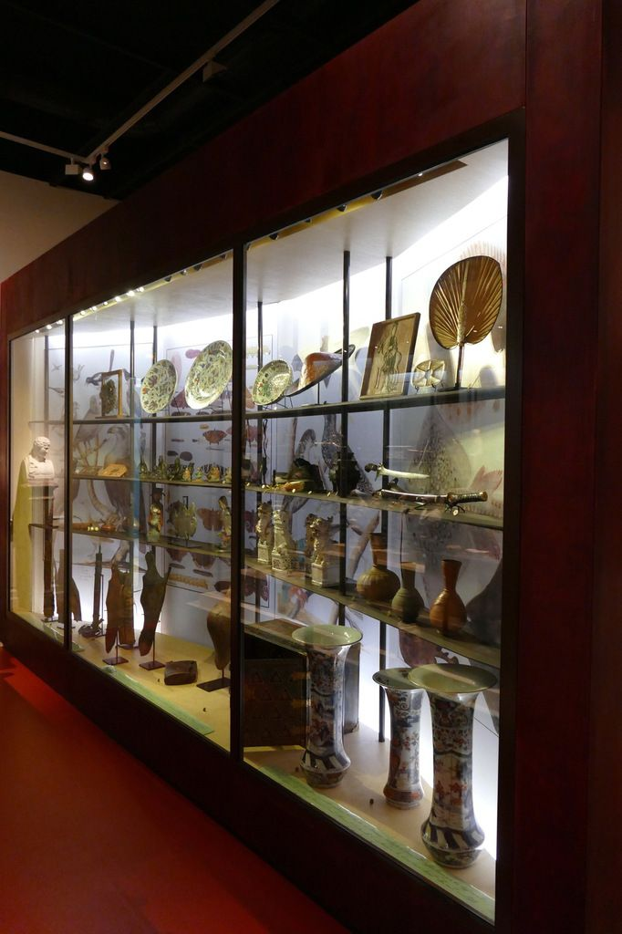 Cabinet de curiosité De Robien, Musée des Beaux-Arts de Rennes, photographie lavieb-aile.