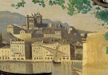 Corot, Genève