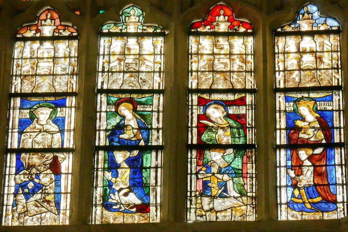 Baie 106, cathédrale de Quimper, photographie lavieb-aile.