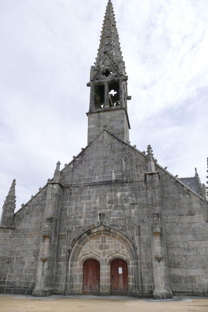 Église Notre-Dame, Brennilis, photographie lavieb-aile.
