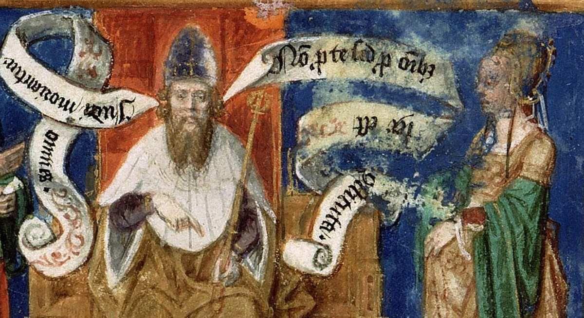 Heures de la tres sacrée Conception Nostre Dame de Guillaume Tasserie. Paris, Bibl. Sainte-Geneviève, ms. 2734, f. 025v-026