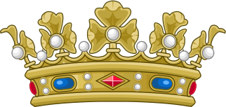 Couronne ducale. https://fr.wikipedia.org/wiki/Couronne_(h%C3%A9raldique)