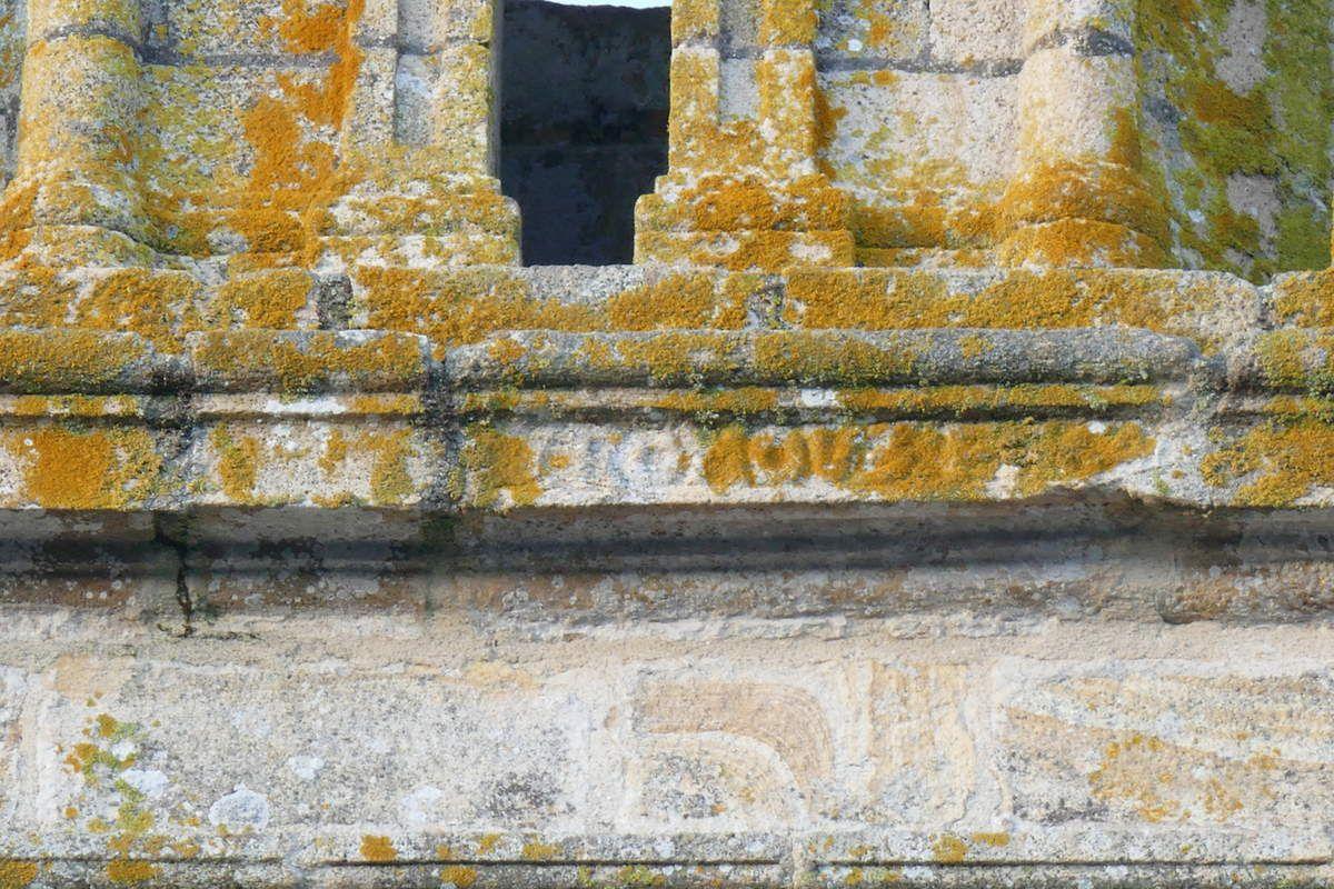 Base du dôme à tambour, église Saint-Sauveur, Le Faou. Photographie lavieb-aile.