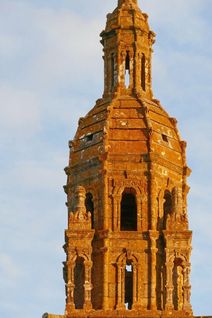 Dôme à lanternon,  église Saint-Sauveur, Le Faou. Photographie lavieb-aile.