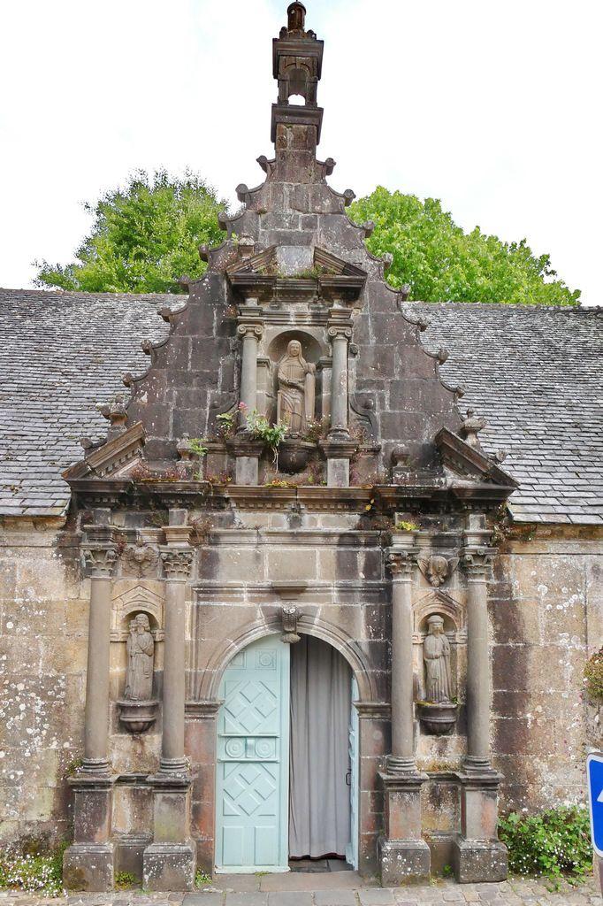 Chapelle Sainte-Anne de Daoulas , photographie lavieb-aile juin 2017.