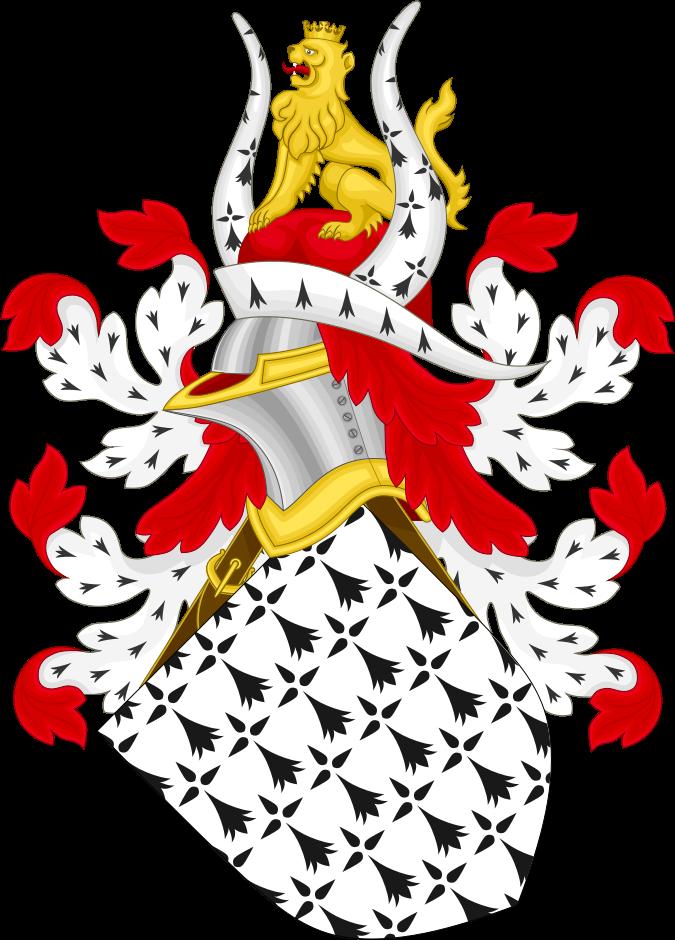 _dukes_of_Bretagne_1316-1514 par Katepanomegas https://fr.wikipedia.org/wiki/Jean_V_de_Bretagne#/media/File:CoA_dukes_of_Bretagne_1316-1514_(chivalric).svg