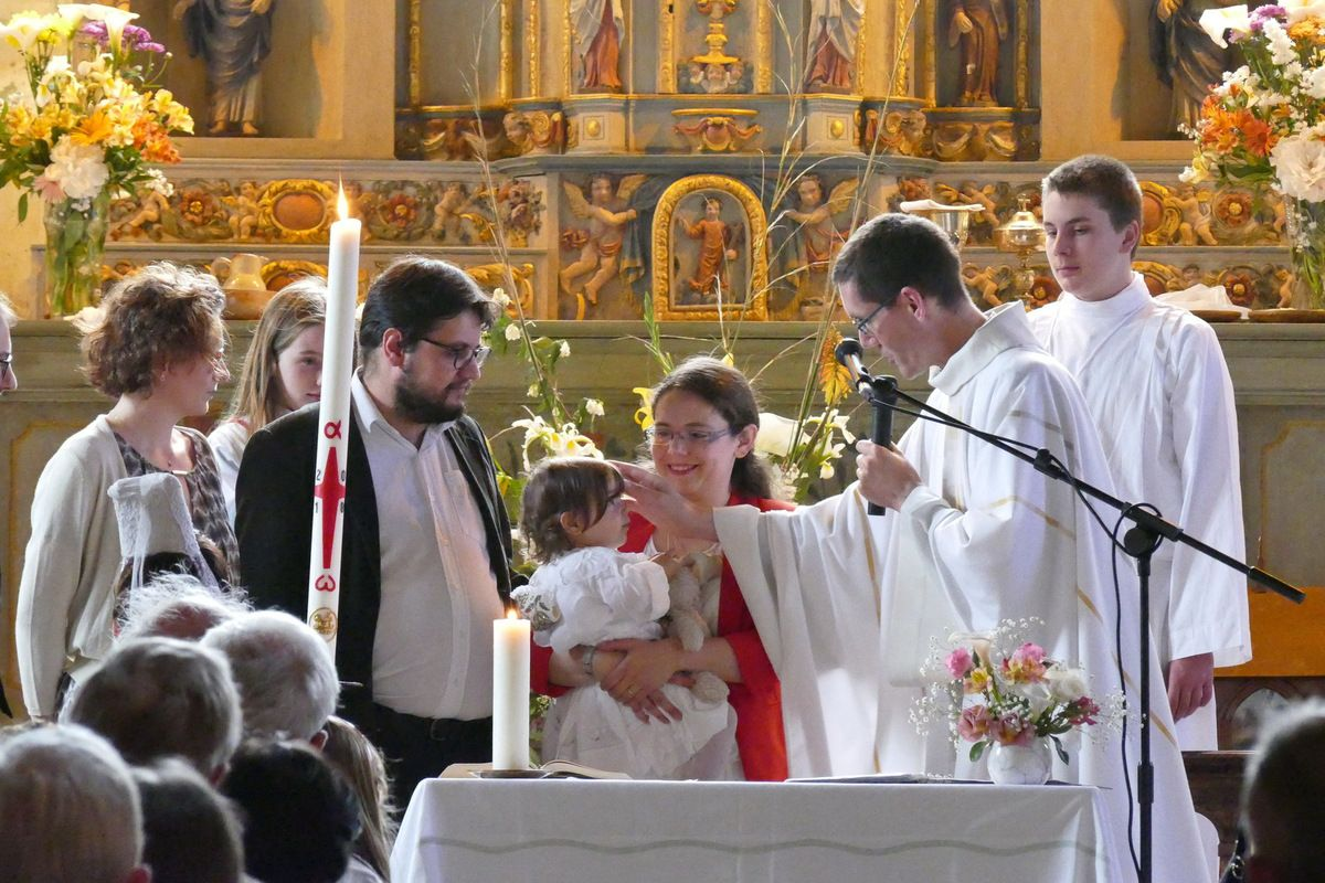 Pardon de la chapelle Saint-Côme et Saint-Damien de Saint-Nic le 3 juin 2018. Photographie lavieb-aile.