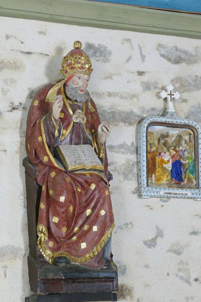 L'église Saint-Budoc à Trégarvan. Photographie lavieb-aile  27 juin 2018.