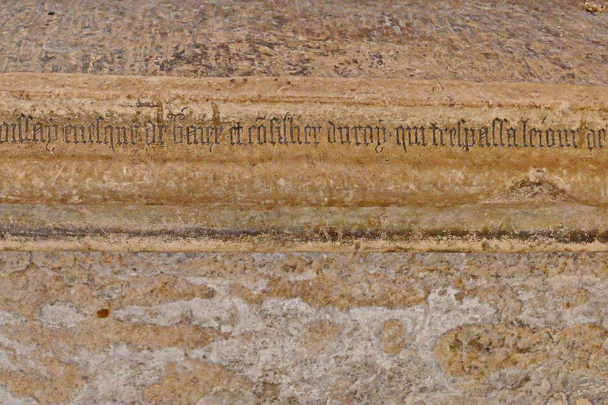 Crypte de la cathédrale de Bayeux. Photographie lavieb-aile septembre 2018.