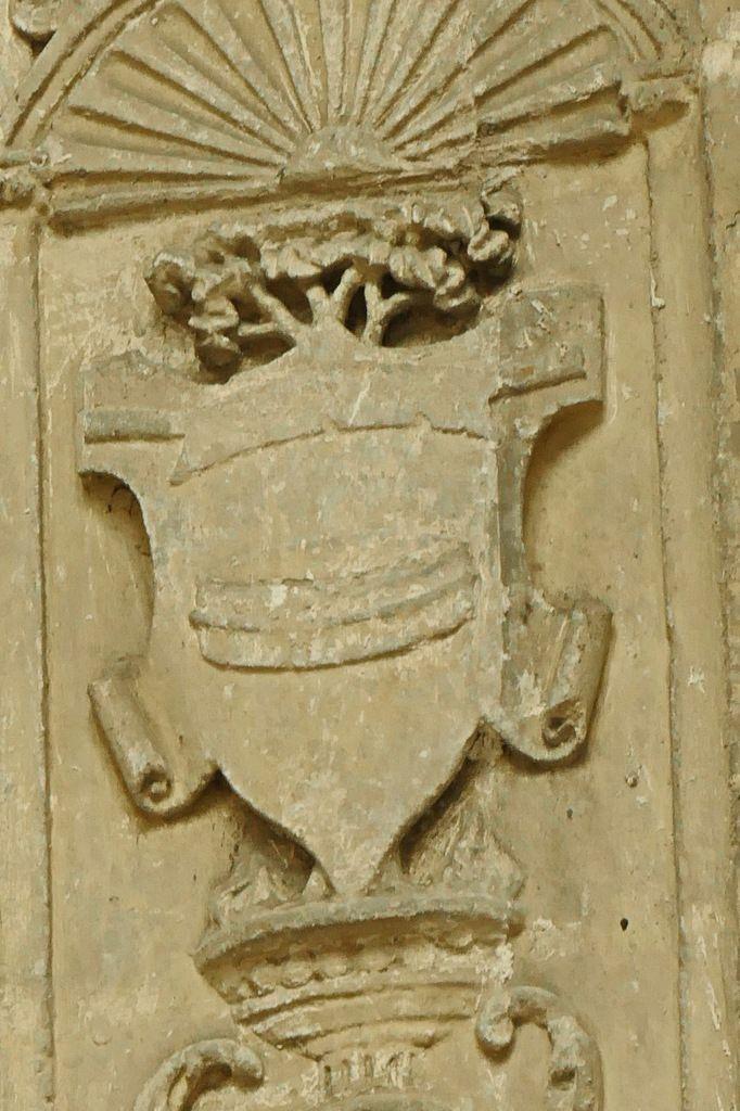 Pilier des Tanneurs (1526), église Saint-Gervais-Saint-Protais de Gisors. Photographie lavieb-aile 26 août 2018.