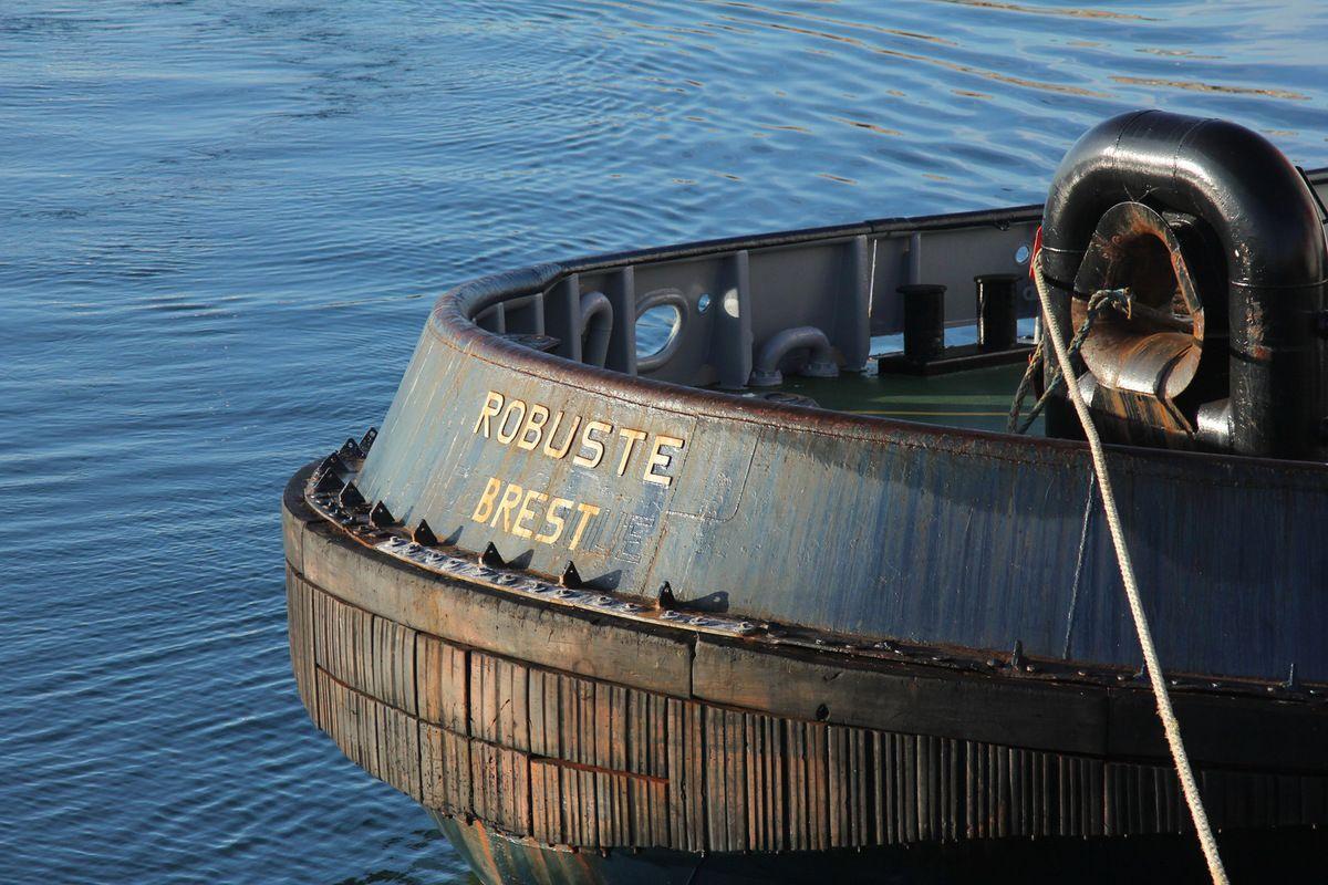 Deuxième éperon, Brest,  photographie lavieb-aile.