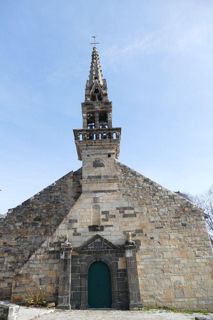 Épigraphie de Roscanvel : son église et ses cloches, sa fontaine, ses manoirs et demeures.