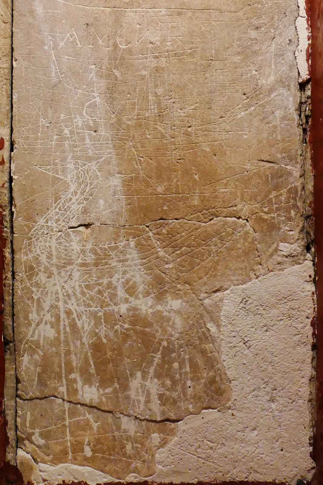 Les graffiti maritimes (XVIe-XIXe siècles) des Maisons Satie d'Honfleur.