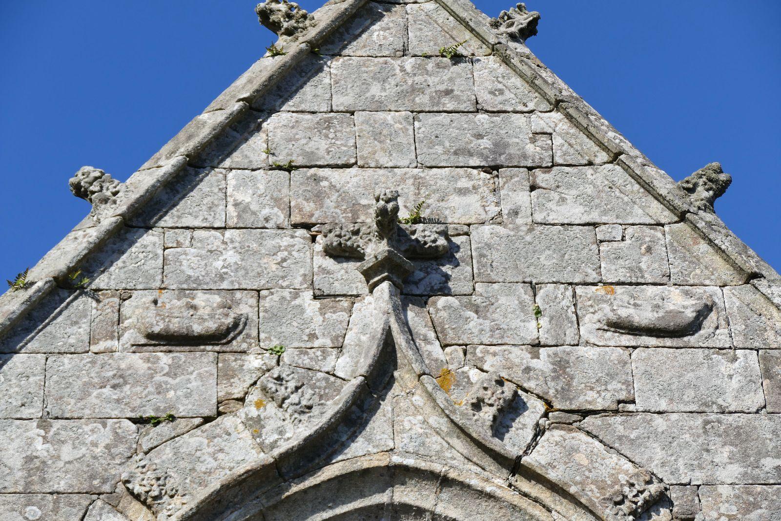 Église Saint-Clet de Cléden-Cap-Sizun. Photographie lavieb-aile mars 2020.